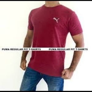 Men's Crew Neck Moisture Wicking T-Shirt